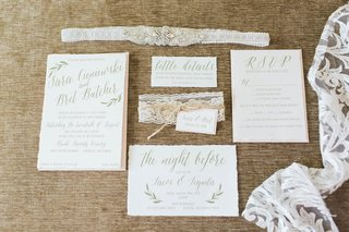 champagne-hued-wedding-invitation-suite-northern-california-sonoma-rustic-chic-calligraphy-garter