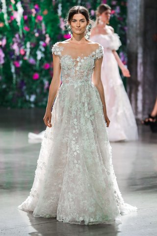galia-lahav-fall-2018-wedding-dress-coco-off-shoulder-flower-applique-pretty-gown-sheer-illusion