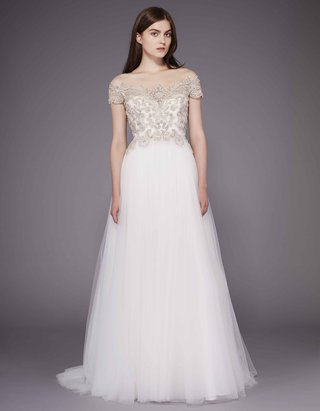 dolores-wedding-dress-with-tulle-skirt-and-beaded-bodice-by-badgley-mischka