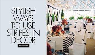 stylish-ways-to-use-stripes-in-your-wedding-decor