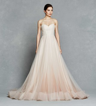kelly-faetanini-spring-2017-florence-strapless-blush-ombre-wedding-dress-with-horsehair-hem-pockets