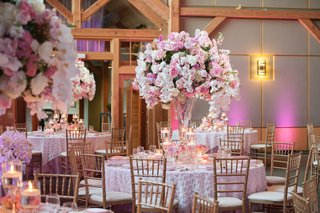 round-tables-topped-with-fresh-flowers-and-crystals