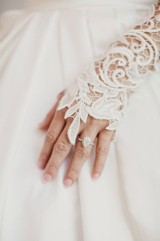 Multicultural Wedding With A Winter Wonderland Theme In Dallas