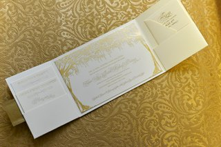wedding-invitation-with-trees-draped-in-moss-stamped-in-gold