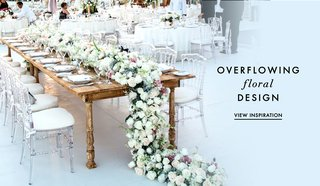 wedding-flower-ideas-floral-table-runners