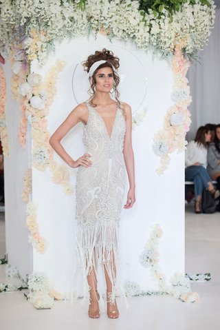 julie-vino-2018-havana-bridal-collection-wedding-dress-v-neck-flapper-dress-fringe-illusion