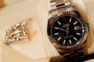 wedding-jewelry-for-men-rolex-watch-gold-and-black-wedding-day-accessories-for-grooms