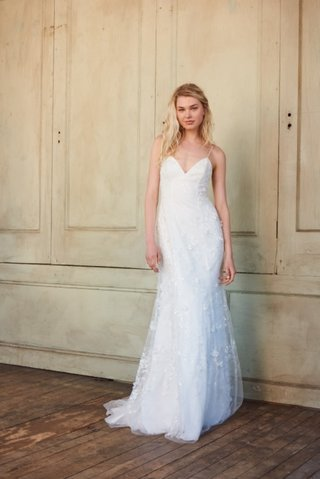 eleanor-by-christos-spring-2018-floral-beaded-fit-to-flare-gown-with-spaghetti-straps