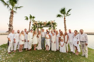 destination-wedding-in-cabo-san-lucas-white-wedding-theme-guests-wearing-white-to-wedding