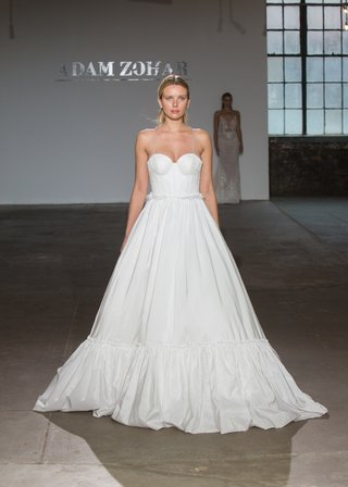 sabana-by-adam-zohar-spring-2019-corset-bodice-with-defined-cups-spaghetti-straps-ball-gown-ruffle