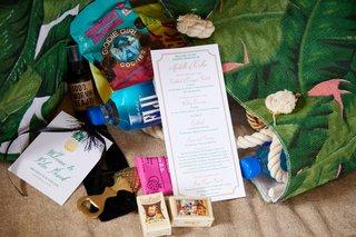 tropical-welcome-bag-for-palm-beach-florida-destination-wedding