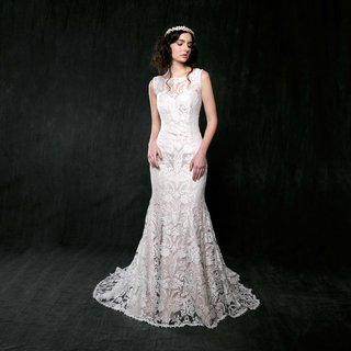 sareh-nouri-spring-2017-jonquil-mermaid-wedding-dress-with-embroidered-lace-nude-underlay-sleeveless