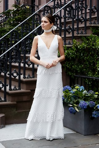 the-rutledge-by-lela-rose-spring-2019-fringe-embroidered-lace-v-neck-tiered-gown