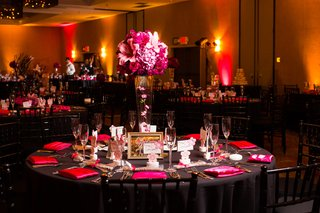 pink-and-black-hotel-maya-wedding-reception-theme
