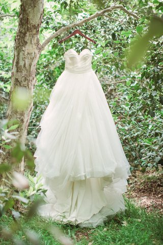strapless-ball-gown-wedding-dress-by-anne-barge-with-sweetheart-neckline-ruching-tulle-skirt