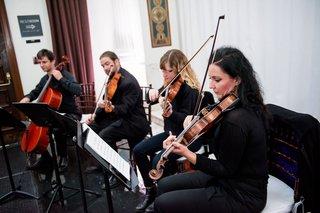 wedding-ceremony-with-violin-viola-cello-string-quartet-los-angeles-at-vibiana-wedding-ceremony