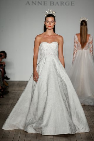 anne-barge-fall-2019-wedding-dress-burton-strapless-ball-gown-corset-bodice-embroidery-skirt