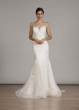 liancarlo-fall-2016-chantilly-lace-mermaid-gown-with-illusion-neckline