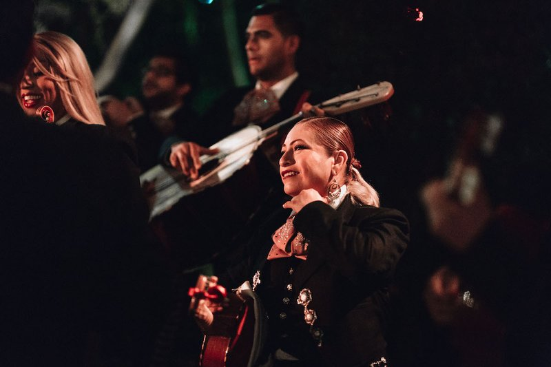 Mariachi Group Performing