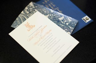 paisley-invite-cards-and-orange-monogram
