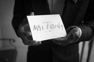 bride-wrote-note-to-groom-with-personalized-lettering-i-cant-wait-to-be-mrs-ostrosky