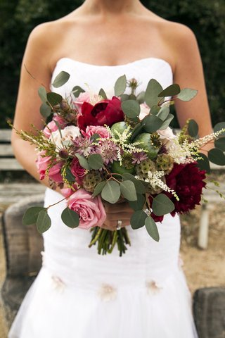 flower-duet-wedding-bouquet-rustic-marsala
