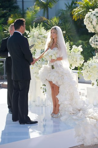 joanna-krupa-in-ruffle-gown-at-california-wedding-ceremony