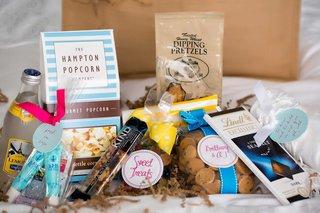 gift-gourmet-popcorn-lemonade-kind-bars-lindt-chocolates-dipping-pretzels-cookies-gummy-bears