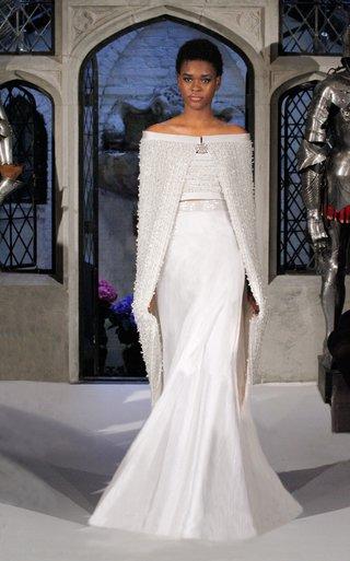 oleg-cassini-spring-2018-wedding-dress-floor-length-cape-off-shoulder-with-jewel-center-clasp