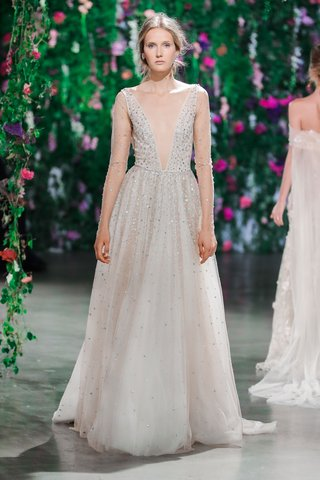 galia-lahav-fall-2018-wedding-dress-amaya-illusion-long-sleeve-sparkle-bridal-gown