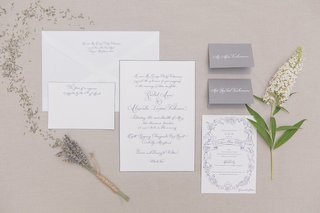 sprig-of-lavender-around-wedding-invitation