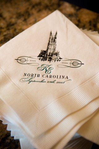 napkins-with-duke-chapel-and-monogram-printed-on-them