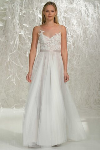 watters-2016-wedding-dress-with-ribbon-belt-and-illusion-lace-neckline