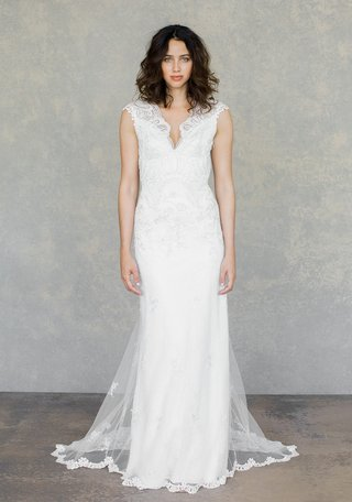 horizon-by-claire-pettibone-spring-2019-ivory-shimmer-embroidery-layered-over-chantilly-lace-silk
