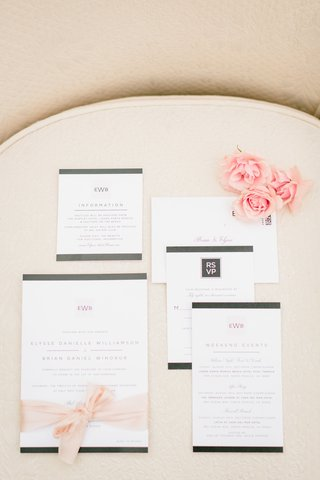 invitation-suite-with-grey-border-and-pink-lettering