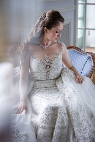 beaded-ball-gown-with-large-overskirt-illusion-neckline-jewels-cap-sleeves-embellishments-beading