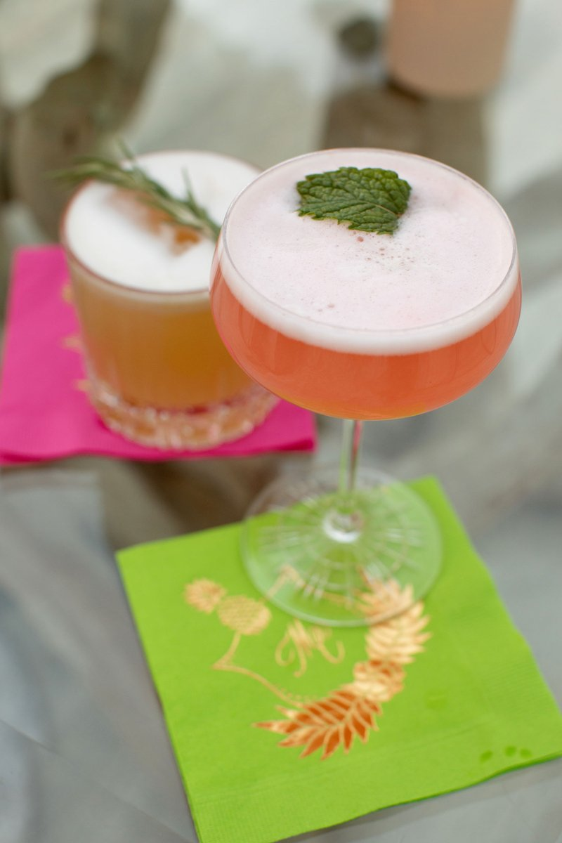 Fun Cocktails for Mexico Wedding
