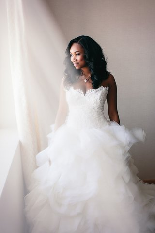 african-american-bride-with-hair-down-wedding-hairstyle