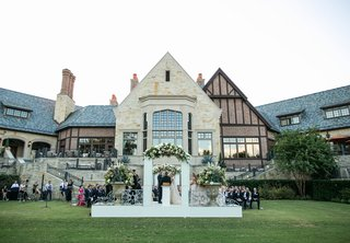 back-view-of-couples-vow-exchange-at-dallas-country-club