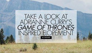 adrianne-curry-americas-next-top-model-antm-game-of-thrones-wedding-elopement