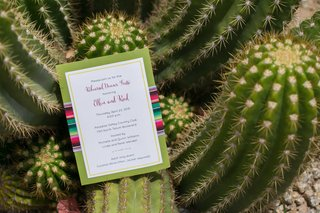 white-and-green-wedding-invitations-calligraphy-on-cactus-in-arizona