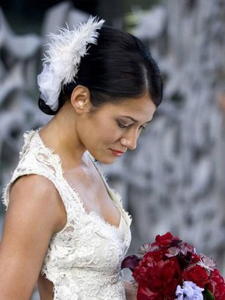 the-combination-of-silk-flowers-and-vintage-feathers-is-a-lovely-way-to-incorporate-something-old