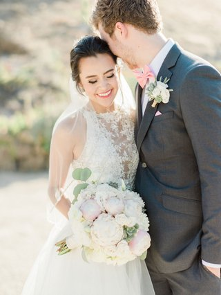 youtube-singer-megan-nicole-and-husband-cooper-green-on-wedding-day-maggie-sottero-wedding-dress
