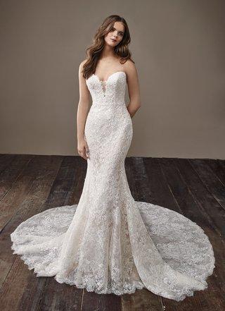 badgley-mischka-bride-2018-collection-wedding-dress-bijou-lace-bridal-gown-strapless