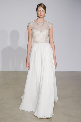 justin-alexander-fall-2018-beaded-illusion-bodice-with-a-line-chiffon-skirt