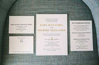 beige-invitations-with-gold-and-black-lettering