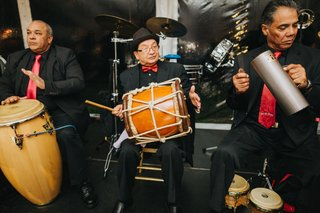 latin-band-with-drums-for-wedding-reception-of-dominican-bride