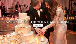 sweet-songs-to-play-during-the-cake-cutting-at-your-wedding-reception