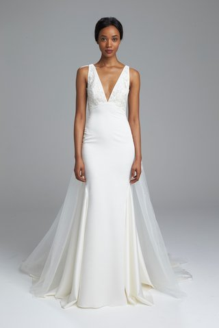 kenneth-pool-spring-2017-bridal-collection-asia-wedding-dress-v-neck-with-detachable-skirt-train