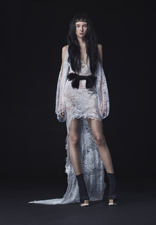 lace-vera-wang-gown-with-long-sleeves-and-high-low-skirt